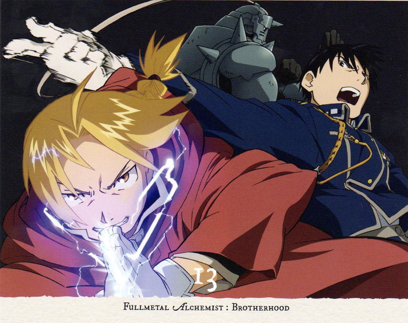 EdwardElric.info » Fullmetal Alchemist Brotherhood